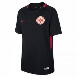 2017/18 Eintracht Frankfurt Stadium Away– fodboldtrøje til store børn - Sort