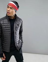 66 North Oxi Prima Nylon Ripstop PrimaLoft Jacket In Grey - Grey