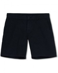 A Day's March Chinos Shorts Navy men 50 Blå