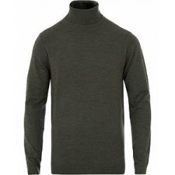 A Day's March Merino Roll Neck Forest