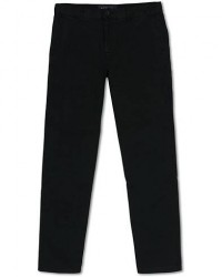 A Day's March Slim Fit Chino Black men 52 Sort