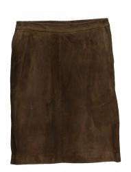 A Skirt With Elastic Waistband