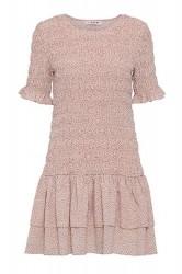 A-View - Kjole - Gerti Dress - Off White