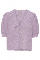 A-View - Skjorte - Ria SS Shirt - Lavendel