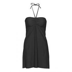 Abecita Alanya Beachdress - Black - Large