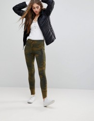 Abercrombie & Fitch Camo Jogger - Green