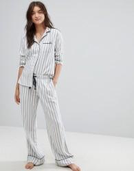 Abercrombie & Fitch Stripe Pyjama Bottoms - Multi
