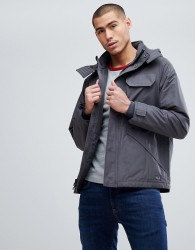 Abercrombie & Fitch Technical Jacket Midweight in Grey - Grey