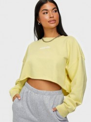 Abrand Jeans A Oversized Cropped Sweater Sweatshirts