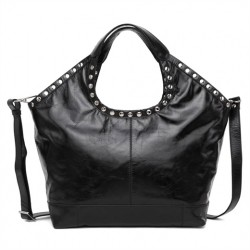 Adax - Siena Alma Handbag 105467 - Black