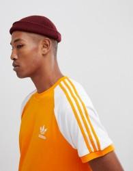 adidas Originals California T-Shirt In Orange DH5809 - Orange