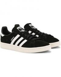 adidas Originals Campus Nubuck Sneaker Black men EU44 2/3 Sort