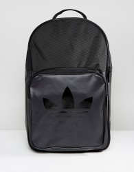 adidas Originals Class Sport Backpack In Black BK6783 - Black