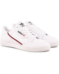 adidas Originals Continental 80 Sneaker White men UK8 - EU42 Hvid