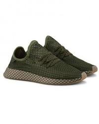adidas Originals Deerupt Runner Sneaker Base Green men UK9 - EU43 1/3