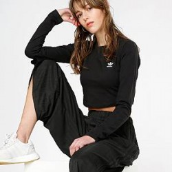 adidas Originals Longsleeve - SC Crop