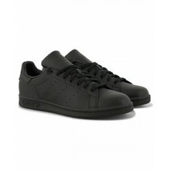 adidas Originals Stan Smith Leather Sneaker Black