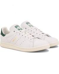 adidas Originals Stan Smith Leather Sneaker White/Green men EU43 1/3 Hvid