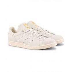 adidas Originals Stan Smith Premium Leather Sneaker White