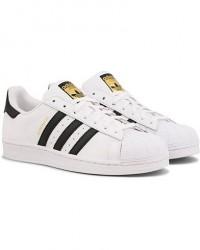 adidas Originals Superstar Leather Sneaker White men EU45 1/3 Hvid