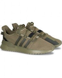 adidas Originals U Path Run Sneaker Raw Khaki men UK8 - EU42 Grøn