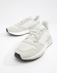 adidas Originals Zx 500 Rm Trainers In White - White
