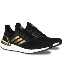 adidas Performance Ultraboost 20 Sneaker Black/Gold men UK10 - EU44 2/3 Sort