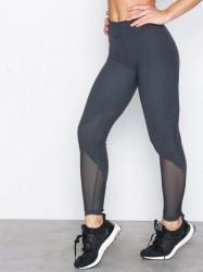Adidas Sport Performance Wrap Knit Tight Træningstights Carbon