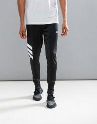 adidas Tango Football Skinny Joggers In Black AZ9709 - Black