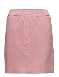 Adina Suede Skirt