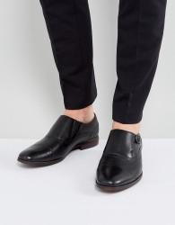 ALDO Ales Brogue Monk Shoes In Black - Black