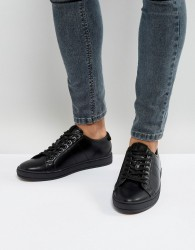 ALDO Delello Trainers In Black - Black