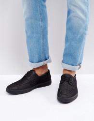 ALDO Glamosa Boat Shoes In Black - Black