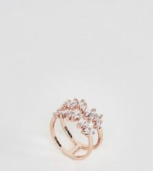 ALDO Keiviel Rose Gold Stacking Rings - Gold