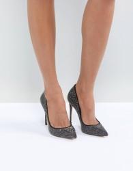 ALDO Nirema Crystal Stud Pointed Shoe - Black