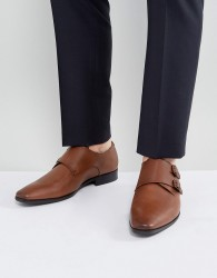 ALDO Nodia Monk Shoes In Tan - Tan