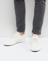 ALDO Presure Plimsolls In White - White