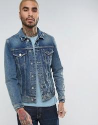 AllSaints Denim Jacket - Blue