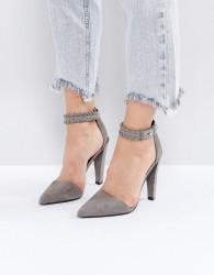 AllSaints Heeled Pump - Grey