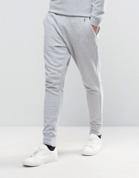 AllSaints Joggers with Branding - Grey