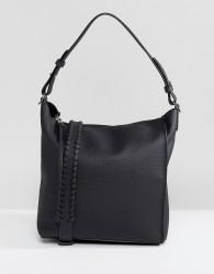 AllSaints Kita Cross Body Bag - Black