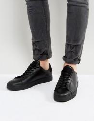 AllSaints Low Top Sneaker - Black