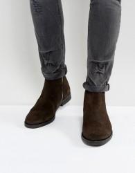 AllSaints Suede Boot - Brown