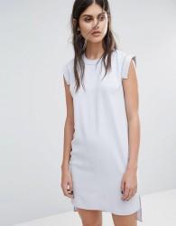 AllSaints Tonya Dress - Grey
