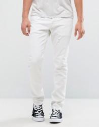 AllSaints Weott Rex Jeans In White - White