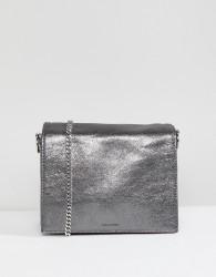 AllSaints Zep Shoulder Bag - Grey