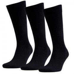 Amanda Christensen 3-pak True Combed Cotton Sock - Black * Kampagne *