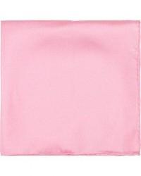 Amanda Christensen Handkercheif Silk Pink men One size Pink