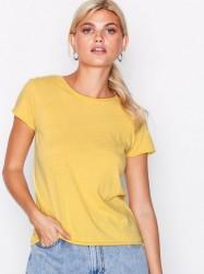 American Vintage Tee Shirt Mc Col Rond T-shirt Dore