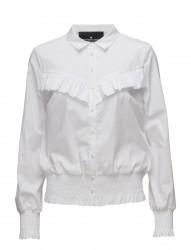 Amy Ruffle Shirt